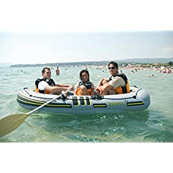 Sevylor Super Caravelle Inflatable Boat