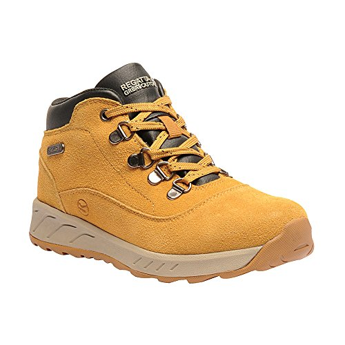 Regatta Childrens/Kids Grimshaw Suede Walking Boots