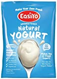 Easiyo Natürliche Ungesüßt Joghurt Beutel, 140g