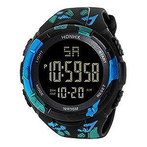 Webla Smartwatch Herren, Stylische Sport Smartwatch Sportuhren Männer Jungen Fitness Tracker Aktivitätstracker mit Kalorienzähler Schrittzähler Stoppuhr Nachricht