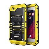 Beeasy Coque iPhone 6/6S Antichoc,Étanche Protecteur d'Écran intégré Qualité...