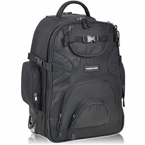 Cambag Camera Backpack S-XL For D-SLR, Camcorder & Accessories–Range