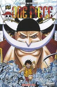One Piece Edition originale GUERRE AU SOMMET