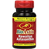 BioAstin, Hawaiian Astaxanthin (4mg) 60 Gel Caps