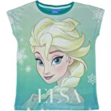 Frozen - Camiseta (tallas 92-140), diseño de Frozen