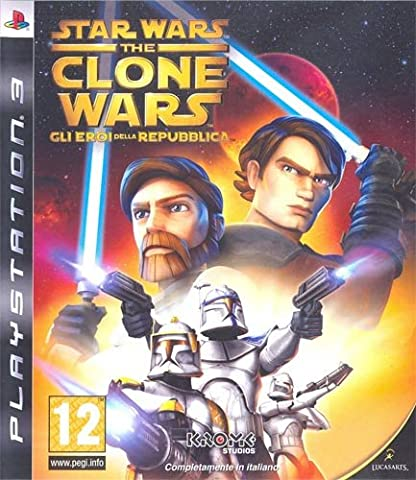 STAR WARS : CLONE WARS 2 PS3