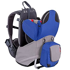 phil&teds Parade Baby Carrier, Blue   5