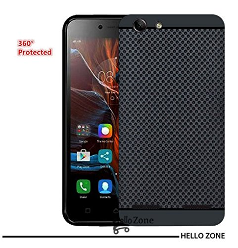 Hello Zone Exclusive Dotted Design Soft Back Case Cover Back Cover For Lenovo Vibe K5 Plus