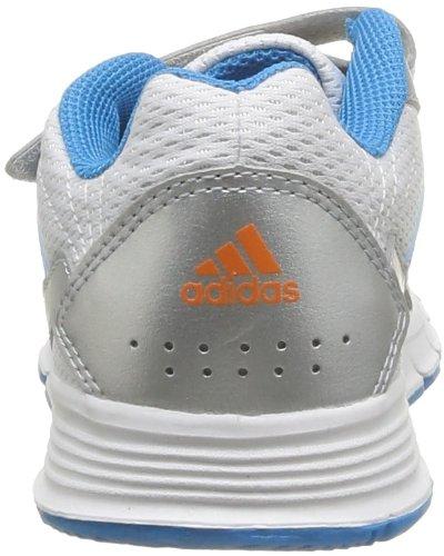 adidas Cleaser 2 Cf K Jungen Sneaker Weiß - Blanc (Blanc/Blesol/Argm T)
