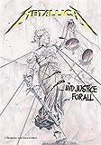 Metallica Justice For All - Bandera