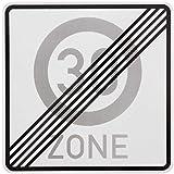 Geschenkidee lustige Geschenke - ORIGINAL Verkehrszeichen * ENDE 30 Zone * für 40 Geburtstag Geschenk Verkehrsschild Schild Strassenschild Straßenzeichen Geburtstagsschild Schilder mit RAL Gütezeichen