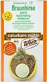 Werz Braunhirse, ganz (500 g) - Bio