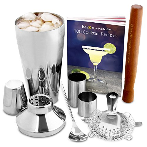 manhattan-cocktail-set-cocktail-shaker-set-and-home-cocktail-making-kit-with-recipe-book-750ml-shake