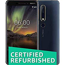 Nokia 6.1-cr (Blue and Gold, 4 GB, 64GB)
