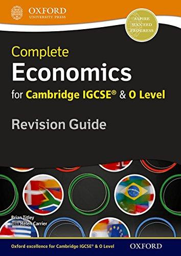Complete economics for Cambridge IGCSE. Revision guide. Per le Scuole superiori. Con espansione online