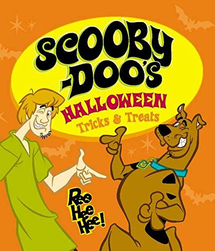 [(Scooby Doo's Halloween Tricks and Treats)] [Created by Running Press] published on (August, (Scooby Halloween)