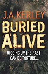 Buried Alive (Carson Ryder, Book 9) by J. A. Kerley (2010-10-14)