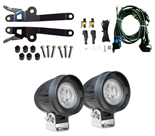 A-parts Kit 2 focos LED Plus KTM 1050 adventure/1190 Adventure/1190 Adventure