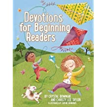 Devotions for Beginning Readers by Crystal Bowman (2014-10-21)