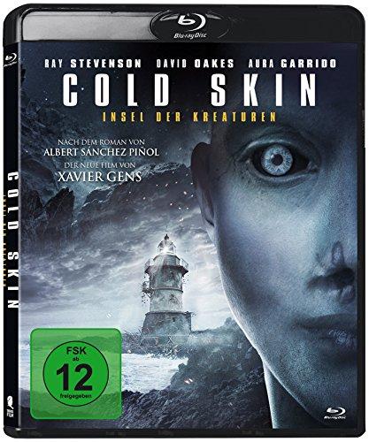 Cold Skin - Insel der Kreaturen [Blu-ray] -