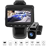 Best Car Camera Wifis - Dash Cam Car Dashboard Camera Recorder 1080P Built-In Review