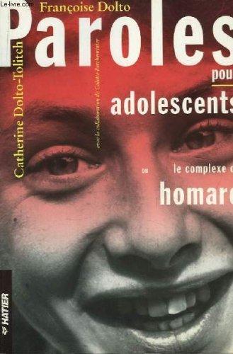 """<a href=""""/node/113"""">Paroles pour adolescents ou le complexe du homard</a>"""