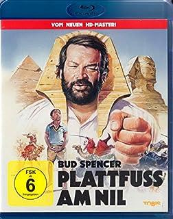 PLATTFUSS AM NIL (Bud Spencer) Blu-ray Disc