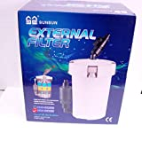 #8: ANMSALES Sunsun HW 603-B External Canister Filter | Nano | Aquarium Filter/Fish Tank. Fish Tank Filter Canister Filter SUNSUN Filter Aquarium Filter Nano Filter Aquarium Pump