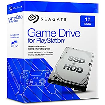 Seagate Game Drive - Disco duro interno para PlayStation, 1TB ...