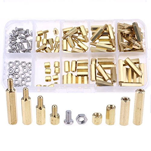 mite-m3-male-female-brass-spacer-standoff-screw-nut-assortment-kit-with-box-m3