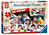 Ravensburger 1D One Direction Jigsaw Puzzle, 80 pezzi