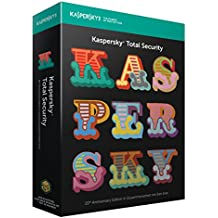 Kaspersky Total Security 2018 Standard, 5 Geräte, 1 Jahr, 20th Anniversary Edition, Windows/Mac/Android, Download