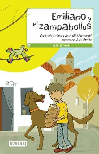 Emiliano y el zampabollos (Leer es vivir)