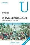 La Révolution française : Dynamique et ruptures 1787-1804 (Histoire)