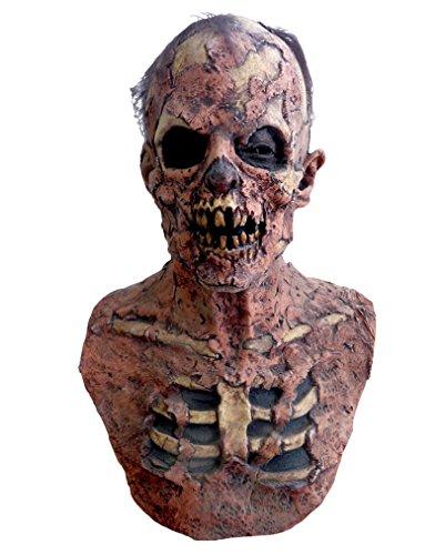 Zombie Groundbreaker Maske für Halloween & Horror - Halloween Horror Shop
