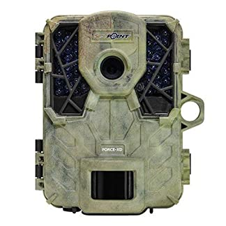 SpyPoint Force XD Ultra Compact Trail Surveillance Camera Security in Camo