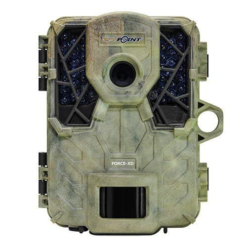 Ultra Force Camo (SpyPoint Force XD Ultra Kompakt Trail Überwachungskamera Sicherheit in Camo)