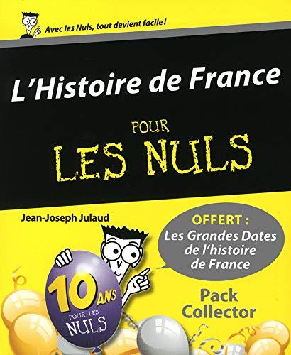 L'Histoire de France pour les Nuls Édition collector par Jean-Joseph JULAUD