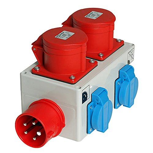 Einschaltautomatik für 3Ph-400V / 230V