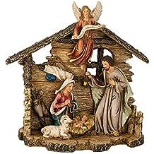 RAYHER Stanzschablone KRIPPE WEIHNACHTEN Maria und Josef