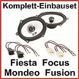 Lautsprecher Ford Fiesta Focus Mondeo Fusion ALPINE SXE-5725S 2 Wege vorne