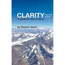 CLARITY: A guide to clear writing