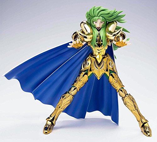 Figura Sion, 18 cm.Los Caballeros del Zodiaco. Myth Cloth EX. Armadura de oro de Aries. Bandai. 3
