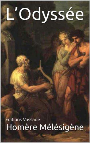 Descargar Libro L'Odyssée de Homère Mélésigène