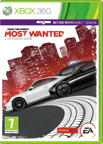 Need For Speed Most Wanted [Importación Inglesa]