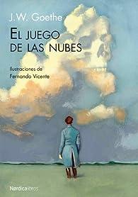 Juego De Las Nubes,El par Johann Wolfgang Goethe