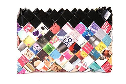 Clutch - Sacchetto Di Carta, Tragetasche 300046 - Multicolor Multicolor