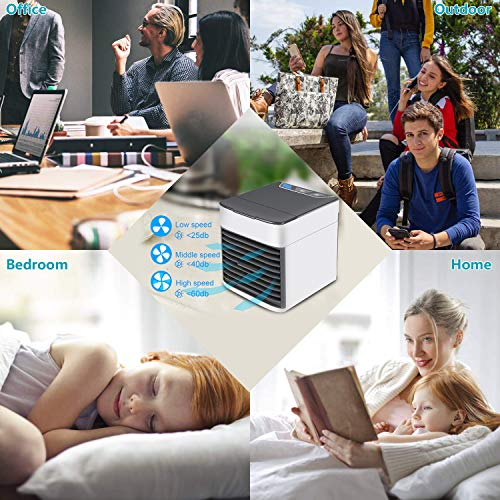 Zoom IMG-2 harddo air cooler umidificatore portatile