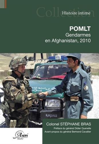 POMLT : Gendarmes en Afghanistan, 2010