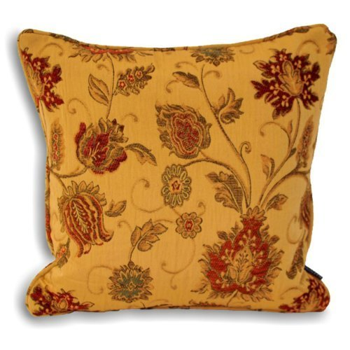 paoletti-zurich-floral-chenille-jacquard-piped-cushion-cover-gold-45-x-45-cm